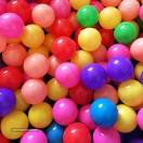 Пластмасови топки за игра