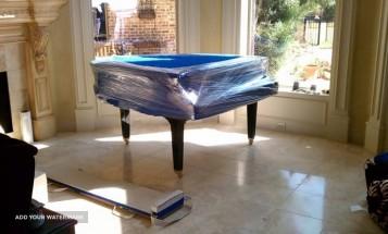 Фирма за пренасяне на пиано и роял с превоз в София